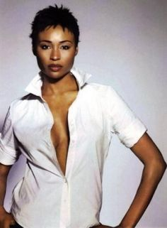 Natural Hair Styles, Short Hair Styles, Cynthia Bailey, Model Rock, Female Singers, Black Models, All Things Beauty, Style Icons, Divas