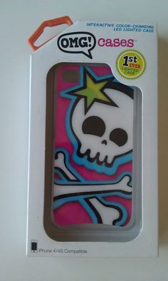 Pink Skull Design