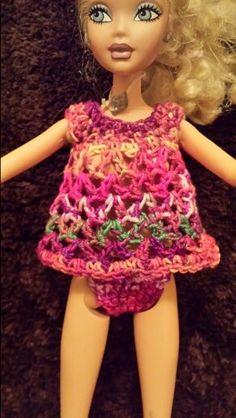 Baby doll pj's w/panties