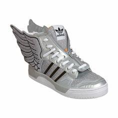 half off d2fca 59881 ADIDAS X JEREMY SCOTT Wings 2.0 High Top Sneakers Jeremy Scott Wings, Jeremy  Scott Adidas