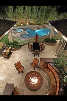 Perfect backyard!