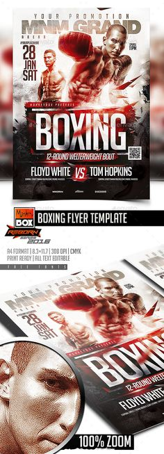 Create A Mixed Martial Arts Event Flyer In Photoshop  Tuts