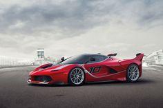 the top ten most expensive cars in world  car ferrari fxxk