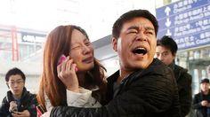 Noticias al momento: Se estrelló en el mar un avión de Malaysia Airline...