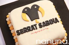 Torta Sabina & Serrat. #Cupcakes #Tortas #Argentina #Nanuna Conocenos en http://nanuna.com.ar/