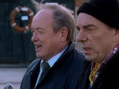 Alun Armstrong and James Bolam in New Tricks (2003)