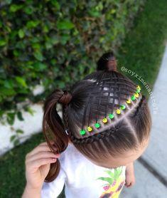 Baddie Hairstyles, Cute Hairstyles, Kids Hairstyle, School Braids, Diy Crafts Hacks, Little Girl Hairstyles, Mermaid Hair, Hair Beauty, Lily