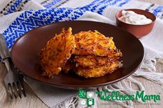 Love this recipe for Fall - Skirt steak and butternut latkes!