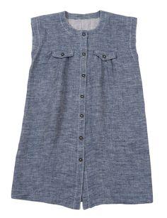 ee3b1f9b5 Girl's Shirt-Dress Pattern by Burda Magazine. $5.40 Sewing Patterns For  Kids, Sewing
