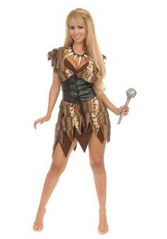 Charades Women's Cavewoman Costume Set, Brown, X-Small Charades http://smile.amazon.com/dp/B002RGOEMK/ref=cm_sw_r_pi_dp_0YaJwb0REHSJB