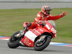 MotoGP: Dorna vai retirar número de Loris Capirossi