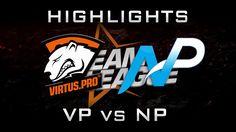 VP vs NP DreamLeague 2016 Highlights Dota 2