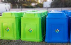 Boxtronic, contenedores de basura inteligentes basados en IoT