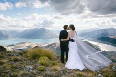 Truly & Madly Blog | The top 10 Mountain top locations for your spectacular Queenstown New Zealand Wedding.