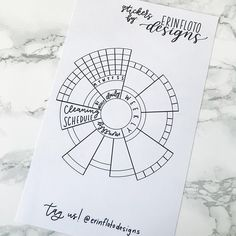 Bullet Journal Circle Tracker Sticker Version 2 Circle Habit