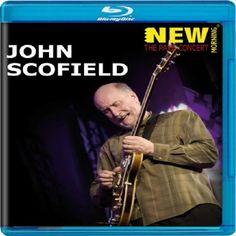 John Scofield: 'New Morning - The Paris Concert' 2010 [DVD & Blu-ray]