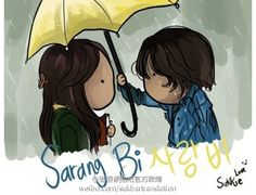 Jang Keun Suk's Mini Haven: Love Rain Cute Chibi ^^