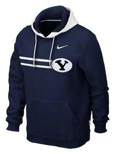 quality design b1982 3a142 Hoodies · You know BYU rocks! MormonLink LDS BYU Nike Football, College  Fotboll