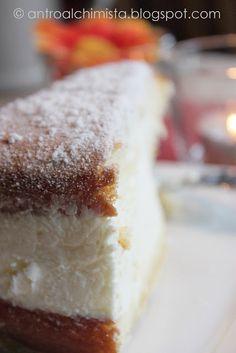 The Cave Alchemist: Käsesahne Cakes