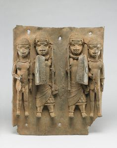Benin Plaque, Benin, Nigeria