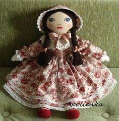 Bábika Malvínka