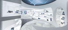 Shoebaloo, uma sapataria de nova dimensão elaborada com HI-MACS por MVSA Architects