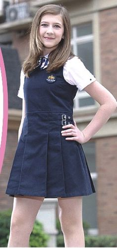 School Uniform / Girl Dress/ Skirt / Dress photo,Details about School Uniform…