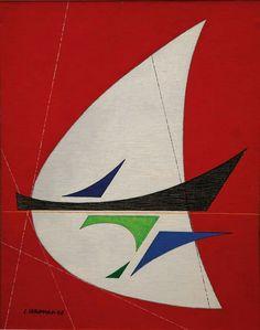 Luigi Veronesi  Composition A 5, 1968