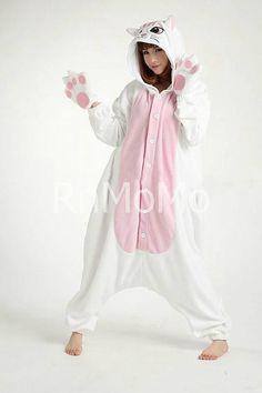 KIGURUMI Cosplay Romper Charactor animal Hooded by RnMoMo on Etsy