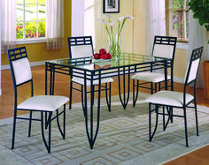 Excellent dining room sets calgary tips for 2019 Cheap Dining Room Sets, Diy Dining Room Table, Dining Room Furniture Sets, Diy Furniture Plans, Outdoor Furniture Sets, Double Chaise Sectional, Danish Modern Furniture, Counter Height Dining Sets, 5 Piece Dining Set