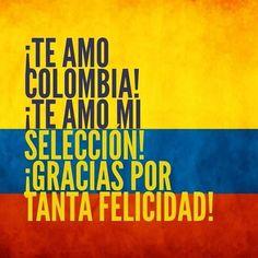 Gracias mi selección :) Colombian Art, Soccer, Football, Deep, Baby, Happy, Amor, Yellow Fever, Sayings