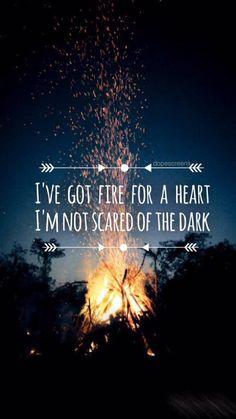 christian song im not afraid