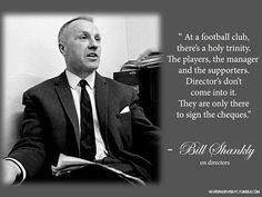 Shankly Quotes - 3 #BillShankly #LiverpoolFC #LFC #Legend