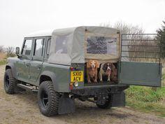 //\\ Land Rover Defender 110 DCPU