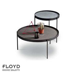 Floyd tavolino di Servizio Doimo Salotti #coffetable