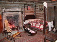 Log Cabin Village, Fort Worth - Every schoolchild in Fort Worth visited this.