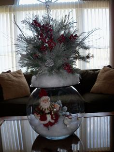 icu ~ Pin on Christmas Crafts ~ creative snowman christmas decoration ideas for your home page 3 Snowman Christmas Decorations, Christmas Jars, Christmas Arrangements, Christmas Centerpieces, Simple Christmas, Christmas Snowman, Christmas Holidays, Christmas Wreaths, Christmas Lanterns