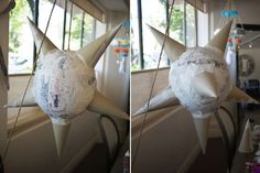 DIY Paper Mache Pinatas - This DIY Teaches You How to Make Your Own Colorful Paper Mache Pinata (GALLERY)