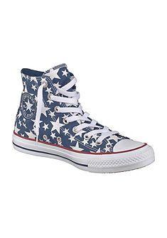 Converse  csillag mintás tornacipő