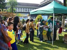 Celebrate organic fair with students and societies