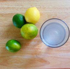 Beneficios de beber agua tibia con limón en ayunas