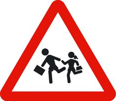 An overview of the warning signs of Spain. Learn all traffic signs with the free practice questions. All Traffic Signs, Road Texture, Green Bodies, Exercise For Kids, Warning Signs, Transportation, Spain, Playing Cards, Map