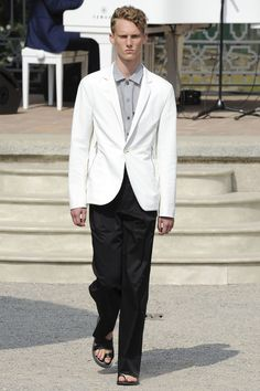 2015 Spring Fashion Week Milan | Corneliani Spring/Summer 2015 | Milan Fashion Week