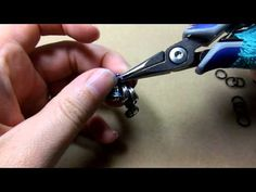 kinged vipera berus chainmaille - YouTube