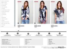 Modelsrock on Vitrines-Parisiennes