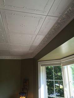 "Decorative Ceiling Tiles, Inc. Store - Spring Buds - Styrofoam Ceiling Tile 20""x20"" -"