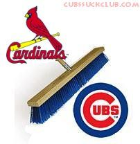 Image result for cards sweep cubs meme