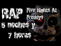 Five Nights At Freddy's RAP II 5 noches y 7 horas II By: JL #HipHopBeats #HipHopInstrumentals - https://fucmedia.com/five-nights-at-freddys-rap-ii-5-noches-y-7-horas-ii-by-jl-hiphopbeats-hiphopinstrumentals/