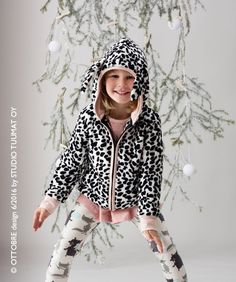 Pattern in Ottobre Kids Winter 2016