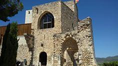 Castillo de San Martín de Sarroca, Barcelona.